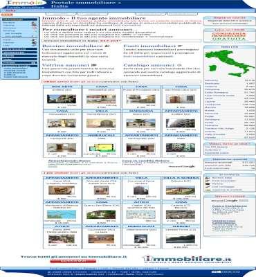 Immolo portale di annunci immobiliari immobiliari for Annunci immobiliari