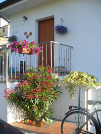 bed and breakfast viareggio